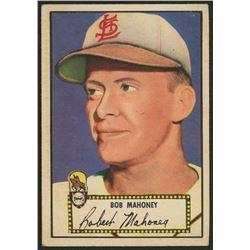 1952 Topps #58 Bob Mahoney