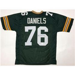 Mike Daniels Signed Packers Jersey (JSA COA)