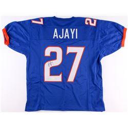 Jay Ajayi Signed Boise State Broncos Jersey (JSA COA)
