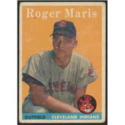 1958 Topps #47 Roger Maris RC
