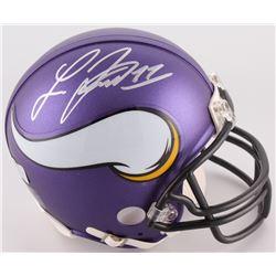 Laquon Treadwell Signed Vikings Mini-Helmet (Radtke COA)