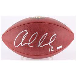 """Andrew Luck Signed NFL """"The Duke"""" Official Game Ball (Panini COA)"""