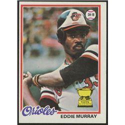 1978 Topps #36 Eddie Murray RC