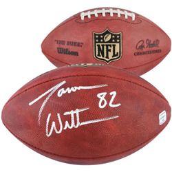 """Jason Witten Signed """"The Duke"""" Official NFL Game Ball (Fanatics)"""