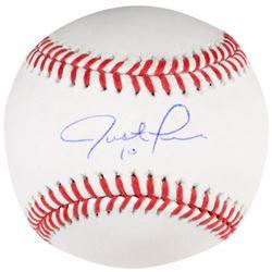 Justin Turner Signed Baseball (MLB  Fanatics)
