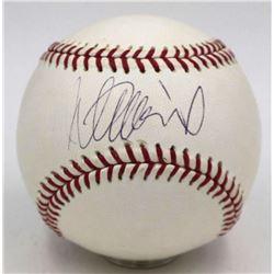 Ichiro Suzuki Signed OML Baseball (Steiner COA)