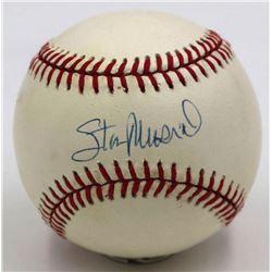 Stan Musial Signed ONL Baseball (JSA COA)
