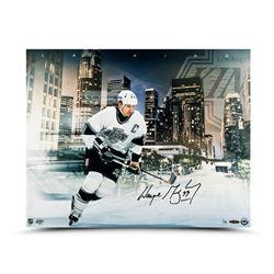 """Wayne Gretzky Signed """"LA King"""" 16x20 Limited Edition Photo (UDA)"""