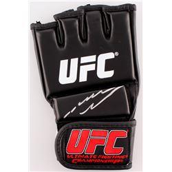 Anderson Silva Signed Authentic UFC Glove (PSA COA)