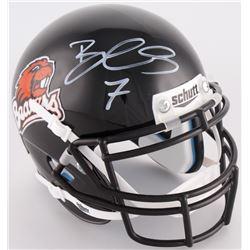 Brandin Cooks Signed Oregon State Mini-Helmet (Radtke COA)
