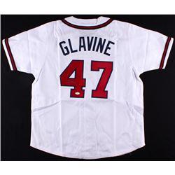 Tom Glavine Signed Braves Jersey (JSA COA)