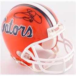 Emmitt Smith Signed Florida Gators Mini-Helmet (Smith Hologram)