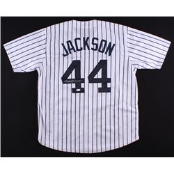 Reggie Jackson Signed Yankees Jersey (JSA COA)