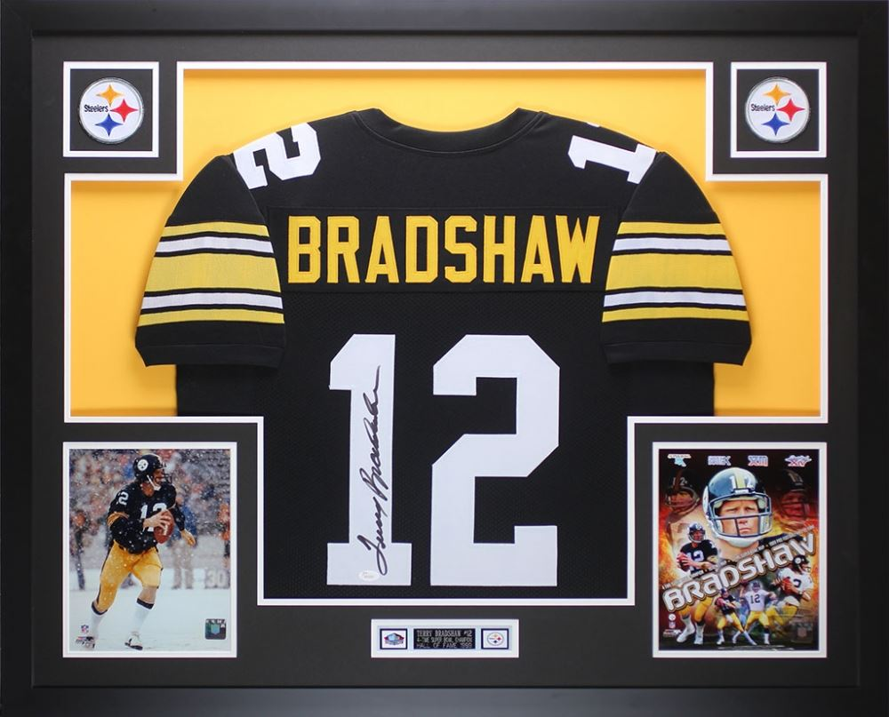 b001bdef5 Image 1   Terry Bradshaw Signed Steelers 35