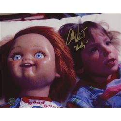 "Alex Vincent Signed 8x10 Photo Inscribed ""Andy"" (Legends COA)"