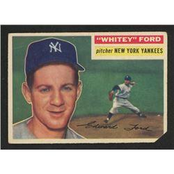 1956 Topps #240 Whitey Ford