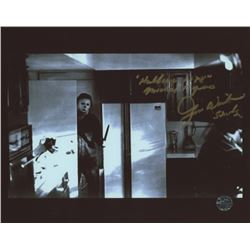"Jim Winburn Signed ""Halloween"" 8x10 Photo Inscribed ""Halloween 1978 Michael Myers Stunts"" (Legends C"