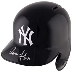 Aaron Judge Signed Yankees Full-Size Batting Helmet (Fanatics  MLB)