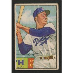 1952 Bowman #116 Duke Snider