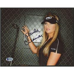 Paula Creamer Signed 8x10 Photo (Beckett COA)