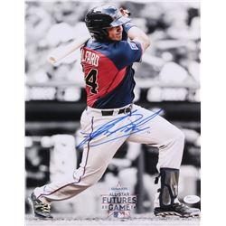 Jorge Alfaro Signed 2014 All-Star Futures Game 11x14 Photo (JSA COA)