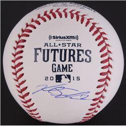 Kyle Schwarber Signed 2015 All-Star Futures Game Baseball (JSA COA)