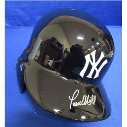Paul O'Neill Signed Yankees Authentic Full-Size Batting Helmet (JSA Hologram)