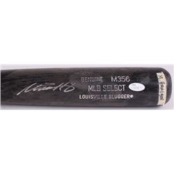 Mitch Haniger Signed Game-Used Rawlings Big Stick Baseball Bat (JSA Hologram)