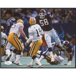 Carl Banks Signed Giants 8x10 Photo (JSA COA)