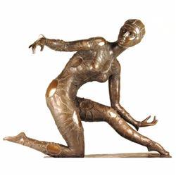 LARGE DEMETRE CHIPARUS ART NOUVEAU DECO EXOTIC DANCER