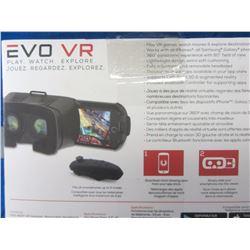 Evo virtual reallity headset