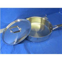 New J.A Henckels deep fry pan