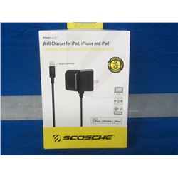Scosche wall charger for iphone