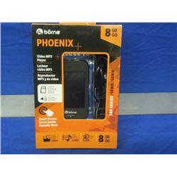 Phoenix 8gb mp3 touch screen