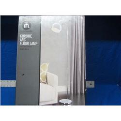 Hometrends chrome floor lamp