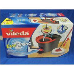 Vileda easy wring spin mop