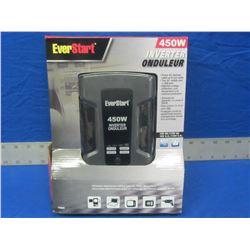 New everstart 450 watt Inverter