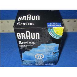 New Braun seriesclean & renew cartrige