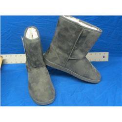 New Dawgs microfiber winter boots
