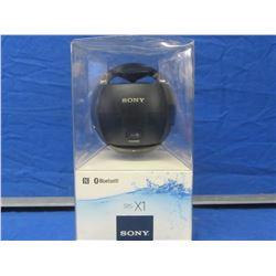 New Sony bluetooth srs-X1
