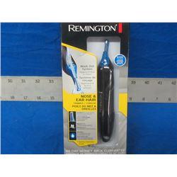 New Remington nose & ear