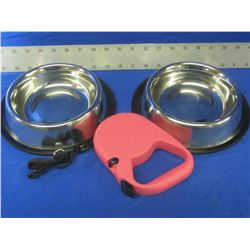 New pet bundle / 2 stainless