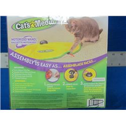 New cats meow motorized
