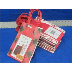 Bundle of new Holiday Gift Bags