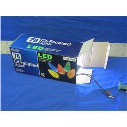 New Sienna LED 70 C6 string