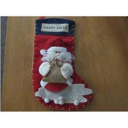 New Santa Stocking