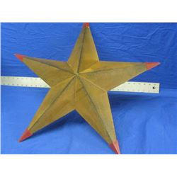 New Metal Star wall hanger