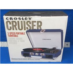 New Crosley Cruiser 3 speed