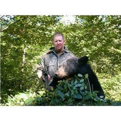 5 DAY MAINE BLACK BEAR HUNT – 1 HUNTER