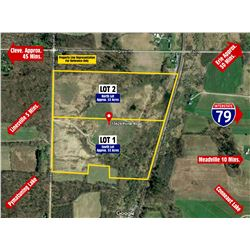 LOT 3 OF 3 / ENTIRE 106 ACRES AS ONE